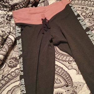 VS PINK leggins